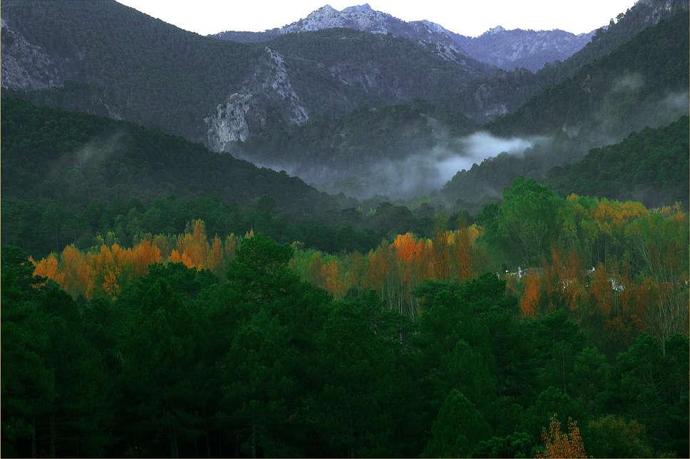 Sierra de Cazorla, Andalucía