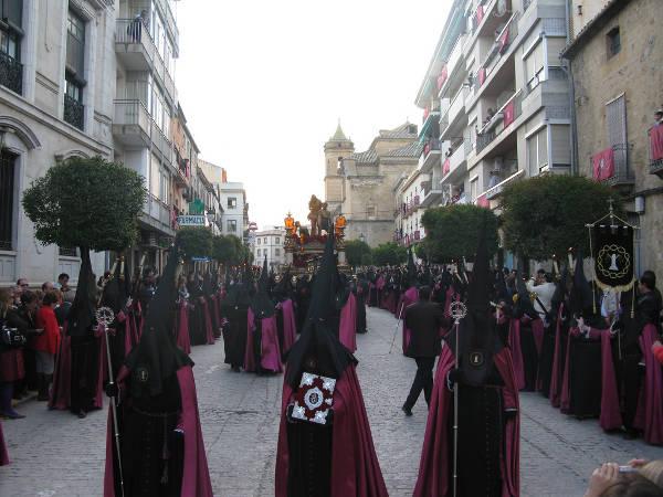 Semana Santa, Andalucía
