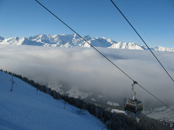 Resort de esquí de Verbier (Suiza)