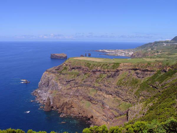 Acantilados, Islas Azores