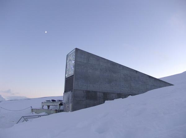 Banco Internacional de Semillas de Svalbard, Noruega