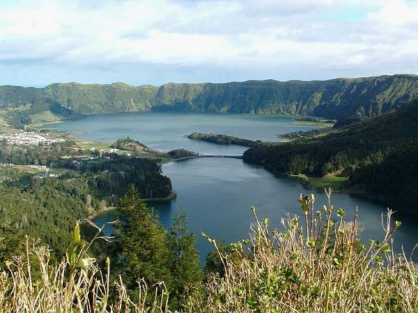 Lago das Sete Cidades, San Miguel, Azores