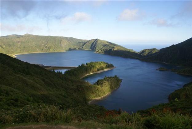 Lago do Fogo, San Miguel, Azores