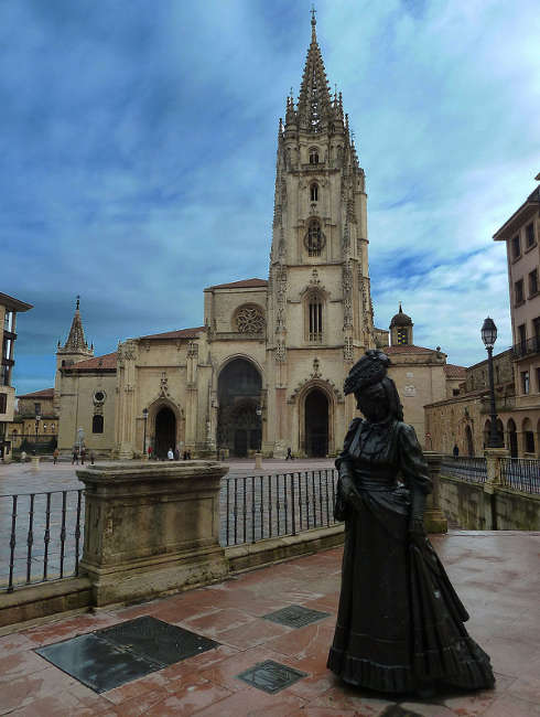 Catedral de Ovideo, Asturias