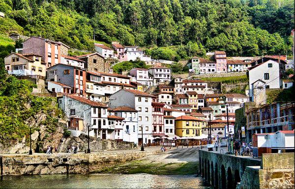 Caladero de Cudillero, Asturias