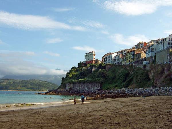 Lastres y sus playas, Asturias