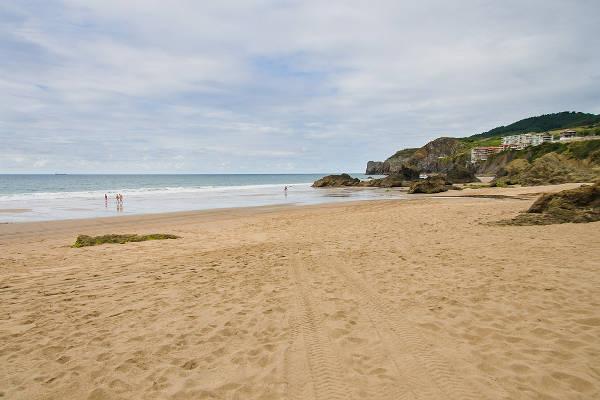 Playa de Bakio, Vizcaya