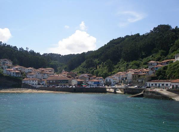 Pueblo de Tazones, Asturias