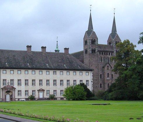 Westwerk y Abadía de Corvey, Alemania, Patrimonio de la Humanidad