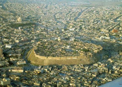 Ciudadela de Erbil, Irak, Patrimonio de la Humanidad