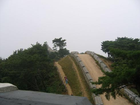 Namhansanseong, Corea del Sur, Patrimonio de la Humanidad