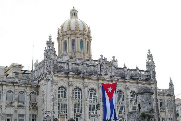 Palacio Presidencial de La Habana, CUba