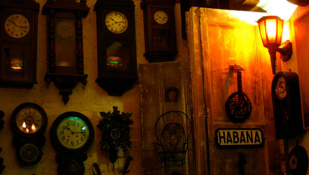 Paladares de La Habana, Cuba
