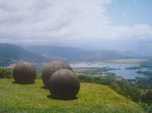 Esferas de piedra de Diquís, Costa Rica, Patrimonio de la Humanidad