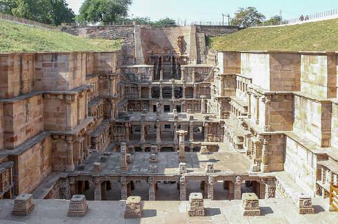 Rani-ki-Vav, India, Patrimonio de la Humanidad