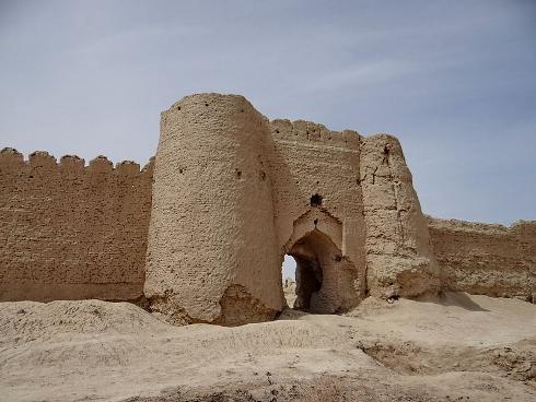 Shahr-i Sokhta, Irán, Patrimonio de la Humanidad