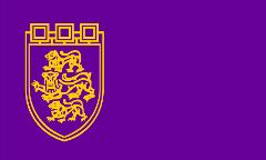 Bandera de Veliko Tarnovo, Bulgaria