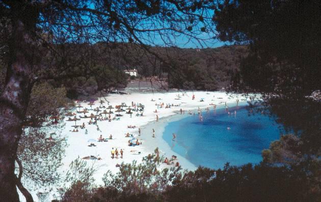 Cala Mondragó, Mallorca, Baleares