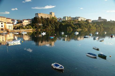 San Vicente de la Barquera, Cantabria, España