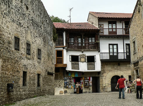 Santillana del Mar, Cantabria, España