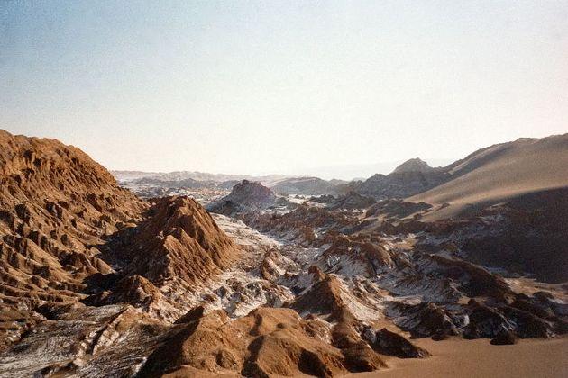 Valle de la Luna, Antofagasta, Chile