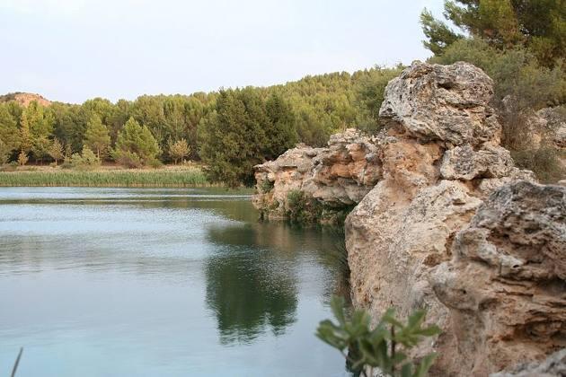 Lagunas de Ruidera, maravilla natural de España