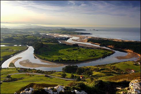Parque Natural de las Dunas de Liencres, Cantabria, España