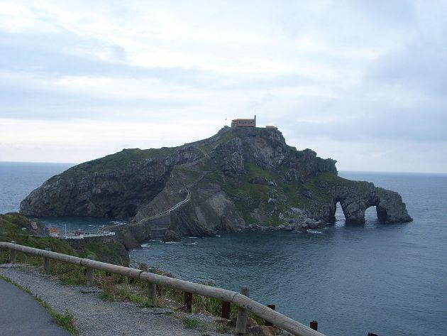 San Juan de Gaztelugatxe, maravilla natural de España