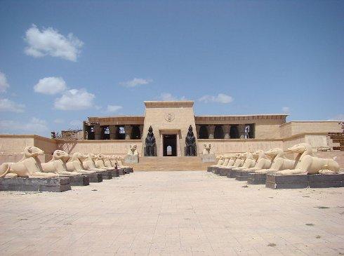 Atlas Studios de Ouarzazate, Marruecos
