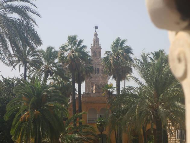 Giralda de Sevilla, Andalucía