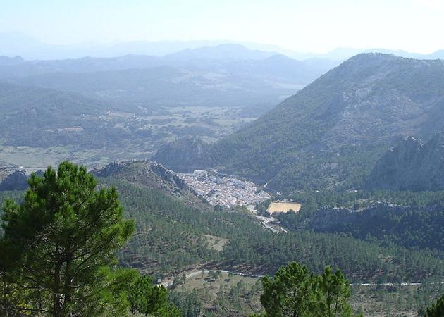 Grazalema, en Sierra de Grazalema