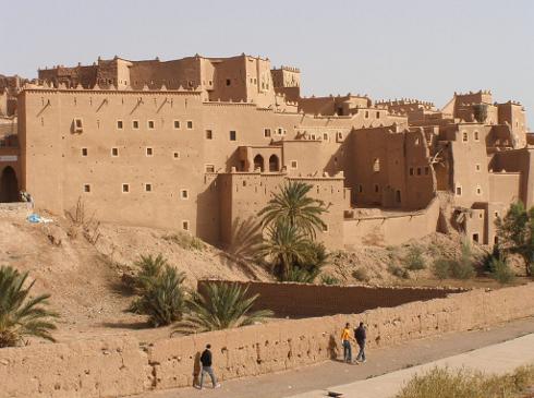Medina de Ouarzazate, Marruecos