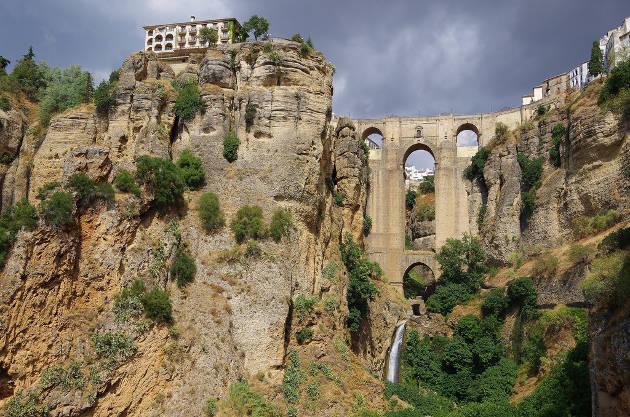 Ronda, en Málaga, Andalucía