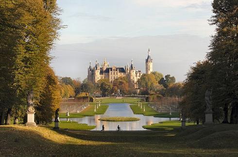 Palacio de Schwerin, Alemania